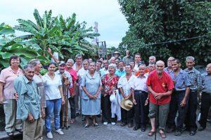Senioren in Mariquita