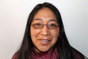 Geschäftsführerin Elizabeth Quilca Zapana