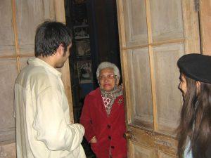Austausch zwischen Jung und Alt in Peru
