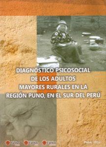 Broschüre der Caritasverbände der Region zur Diskriminierung alter Menschen in Peru