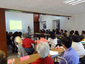 Plenumsveranstaltung in Mexiko Stadt