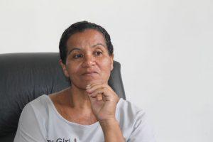 ausgebildete Altenpflegehelferin in Sao Paulo